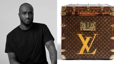#時裝圈震撼彈! Louis Vuitton 無預警宣布 Off-White 主理人「 Virgil Abloh 擔任男裝藝術總監」!