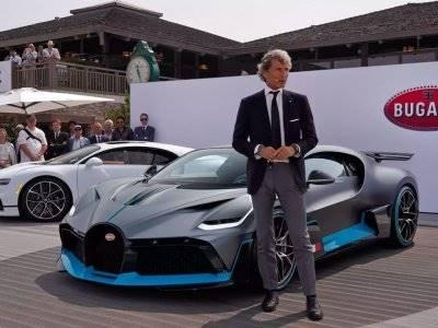 Stephan Winkelmann Mengganti Mobil Tiap Tahunnya