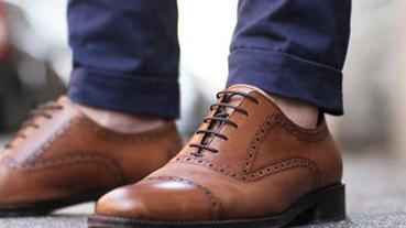 穿皮鞋到底要不要穿襪子?取決於這6大要點!