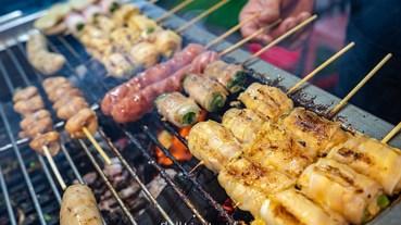 2019宜蘭【頭城小吃美食大集合】一日遊.臭豆腐.壽司.牛肉麵.披薩