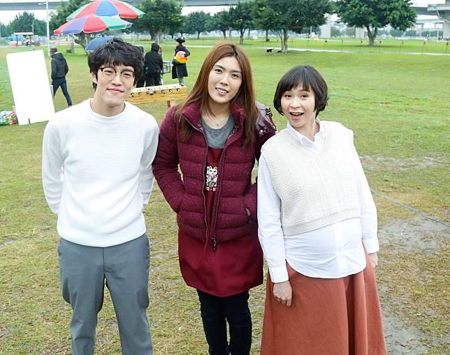 ▲理科太太驚喜跨刀「Mom&Dad」單曲〈遊樂場〉MV。(圖/VS Media提供)