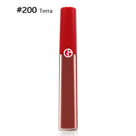 GIORGIO ARMANI 奢華絲絨訂製唇萃#200 Terra 6.5ml 國際限定色