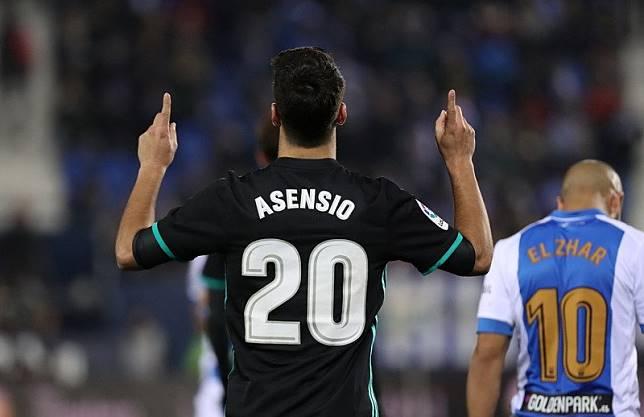 Tawaran Rp2,5 Triliun Liverpool untuk Asensio Ditolak Madrid