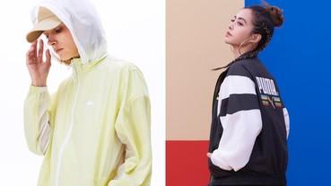 推薦給女孩的夏日防曬外套都在這!總整六大品牌的時髦&機能精選戶外夾克
