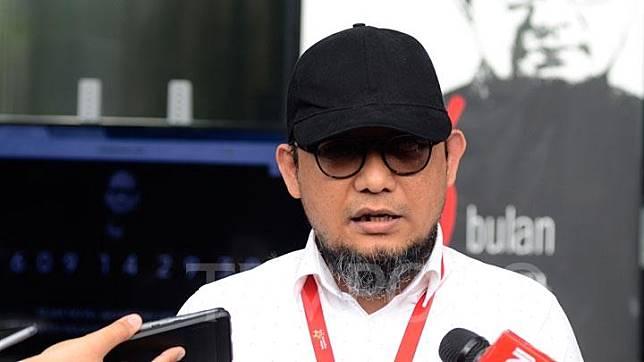 Senior Corruption Eradication Commission (KPK) investigator Novel Baswedan. TEMPO/Imam Sukamto