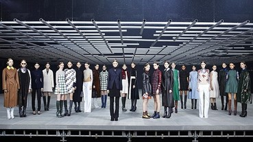 無關日本、只有Dior 精神,Dior 2015 早秋女裝亮相東京