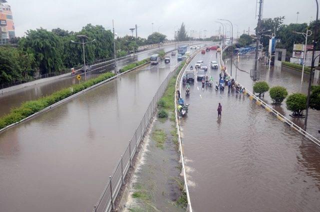 Berikut Daftar Jalan yang Belum Bisa Dilalui Kendaraan di Jakarta