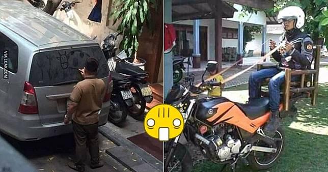 7 Kelakuan Iseng Cuma Ada di Indonesia Ini Bikin Cengar-cengir