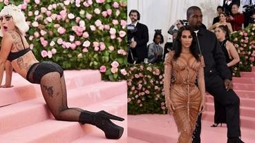 誰說平價沒好貨? Kanye West 穿 1500 塊台幣工裝外套出席 Met Gala 意外成焦點