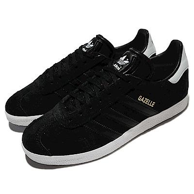 品牌: ADIDAS型號: CQ2182品名: Gazelle W配色: 黑色 白色特點: 愛迪達 休閒 復古 麂皮 球鞋 穿搭 黑 白