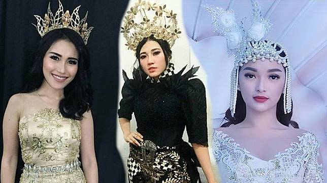 4 Penyanyi ini Kenakan Mahkota di Acara Kilau Raya MNC TV 26, Siapa yang Pantas Jadi Ratu?