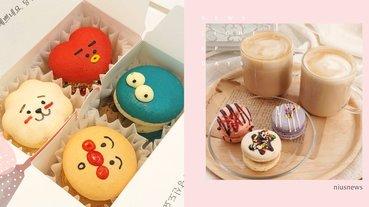 美人魚系甜點!日本5家「馬卡龍專賣店」夢幻貝殼珍珠與Q版甜甜圈,意猶未盡的甜滋味