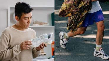 【火客】炎夏球鞋要穿哪雙?讓陳冠希告訴你!編輯搜羅夏日「解熱系」鞋履,一上腳讓你沒熱沒煩惱!