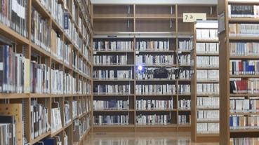 圖書館檢查作業改採用小型工業無人機
