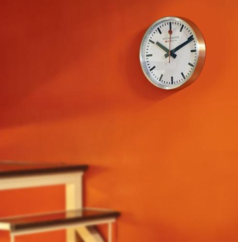 歐洲瑞士、MONDAINE瑞士國鐵時鐘