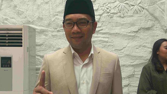Ridwan Kamil Patah Hati Anaknya Tak Lolos Masuk SMP Negeri