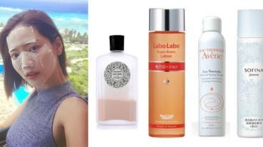 今天擠完粉刺別忘「收斂毛孔」,網友最推薦這4款濕敷化妝水!