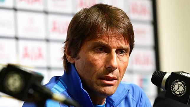 Eksklusif ICC 2019 Singapura: Antonio Conte Belum Punya Striker Andalan di Inter Milan