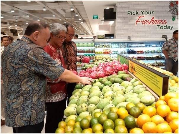 Hero Supermarket Casa Domaine Sediakan Produk Impor dan Lokal Berkualitas