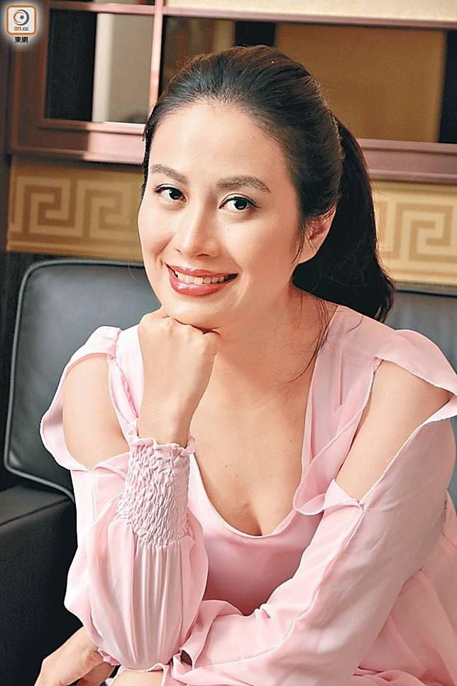 葉璇曾經愛得癡纏,網民笑指她可能被落「愛情降」。