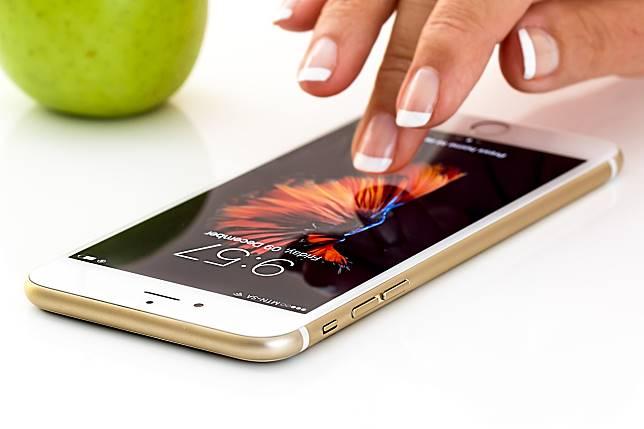 ▲ iPhone 。(示意圖/翻攝自 pixabay )