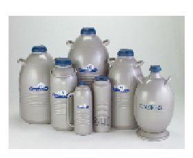˙ 可以儲存和分注小量的液態氮,包含具有寬口燒杯型液態氮容器