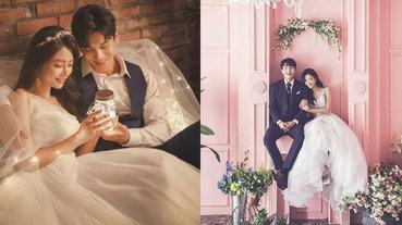 台灣8間「韓系婚紗」盤點!妝髮、禮服、拍攝服務全部包辦,快Tag對方一秒變成韓劇女主角