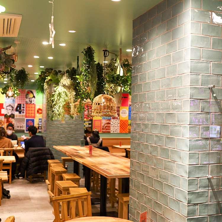 実際訪問したユーザーが直接撮影して投稿した新宿軽食PARK BAZAARの写真