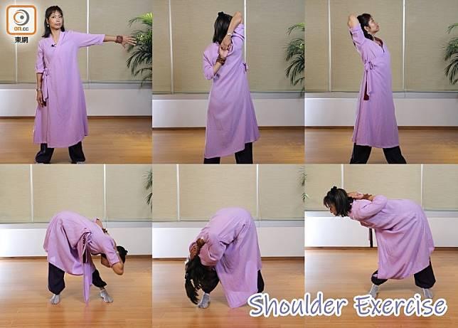 Shoulder Exercise(張錦昌攝)
