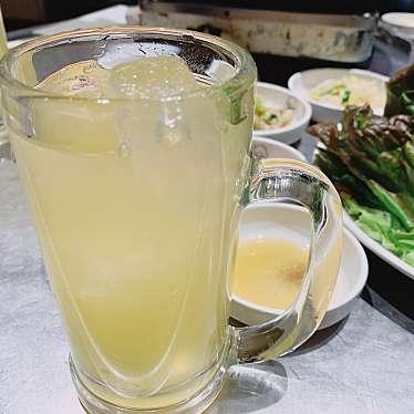 実際訪問したユーザーが直接撮影して投稿した大久保韓国料理とんちゃん 新大久保店の写真