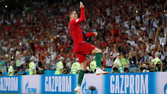 Ronaldo: Ini Adalah Peforma Terbaik Saya di Piala Dunia