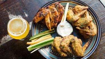 【內湖美食】GUMGUM Beer & Wings雞翅酒吧內科店 願稱你最強雞翅餐酒館!