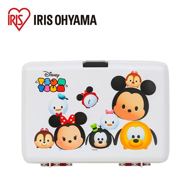 【美寶家電】日本Iris Ohyama 迪士尼Tsum Tsum系列手提收納箱PG-320