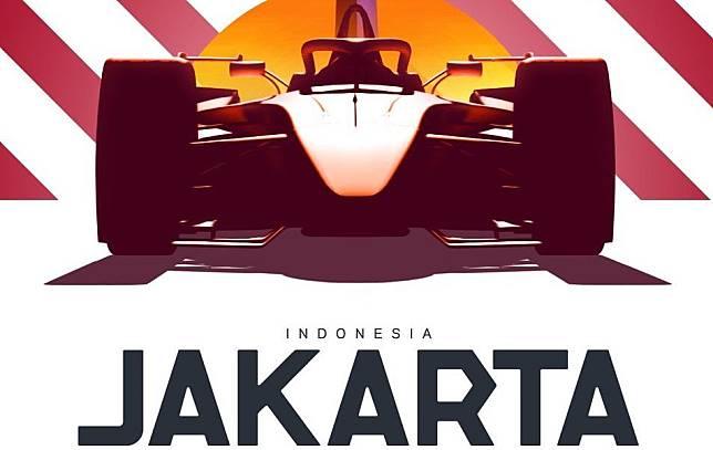 Jakarta siap jadi tuan rumah balap Formula E, 6 Juni 2020