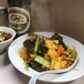 木耳玉子炒め - 実際訪問したユーザーが直接撮影して投稿した西新宿中華料理岐阜屋の写真のメニュー情報