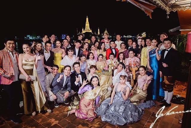 อลังการ! 'แหวนแหวน'จัดปาร์ตี้วันเกิดธีมไทยนิยม
