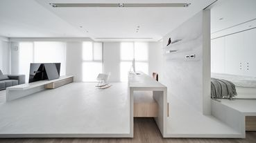 2020從TID看設計:居住空間 單層--「折出生活」
