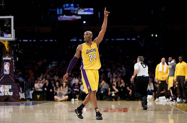 布萊恩(Kobe Bryant)/達志影像
