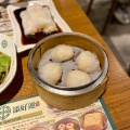 海老蒸し餃子 - 実際訪問したユーザーが直接撮影して投稿した代々木点心・飲茶ティム・ホー・ワン 新宿サザンテラス店の写真のメニュー情報