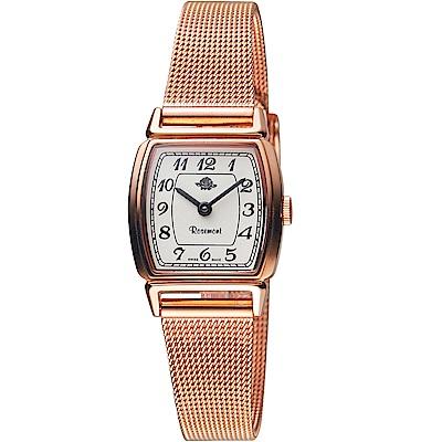 玫瑰錶Rosemont韓劇她的私生活朴敏英同款錶(TNS05-RWR-MT4)玫瑰金