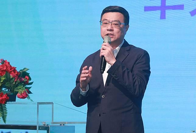 ▲民進黨黨主席卓榮泰出席台灣北社18周年募款餐會。(圖