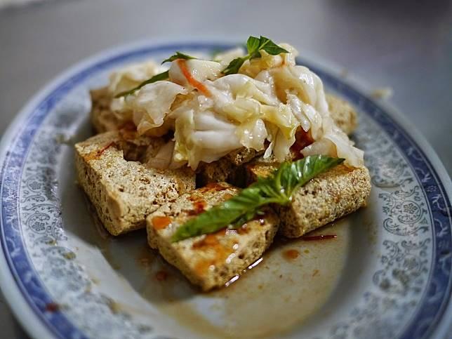 ▲台灣臭豆腐遠近馳名。(圖/ 翻攝自網路)