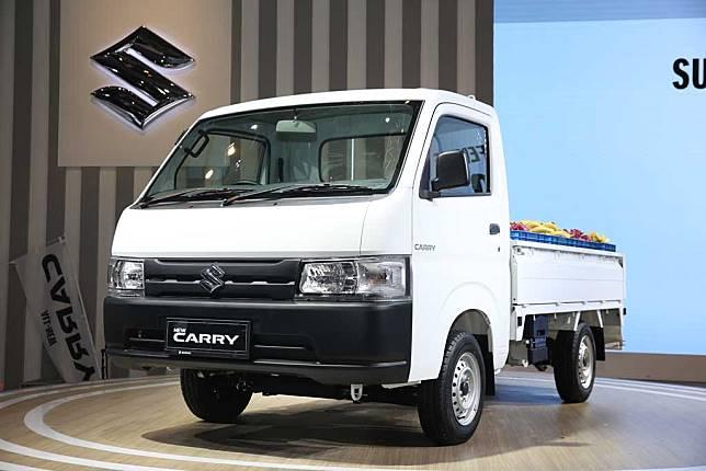 IIMS 2019: Data dan Fakta Suzuki New Carry Pick Up