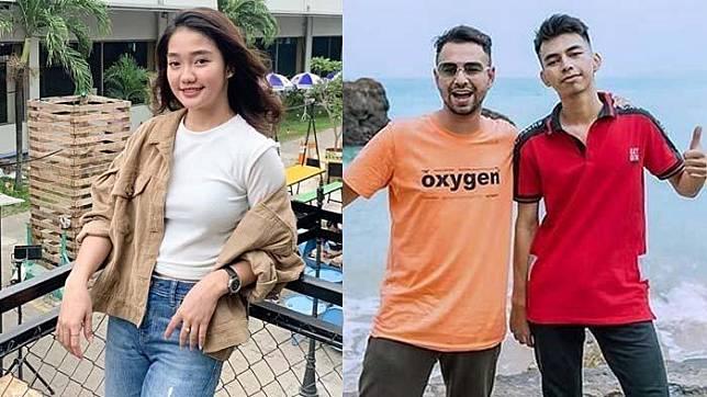 Kalah Bersaing Raffi Ahmad Kesal Chika Artis Tiktok Ngaku Naksir Dimas Ahmad Tribunnews Com Line Today