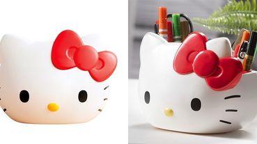 凱蒂貓迷這次真的不能沒搶到!麥當勞即將開賣「Hello Kitty萬用置物籃」~超萌凱蒂貓大臉提籃限量10萬個!