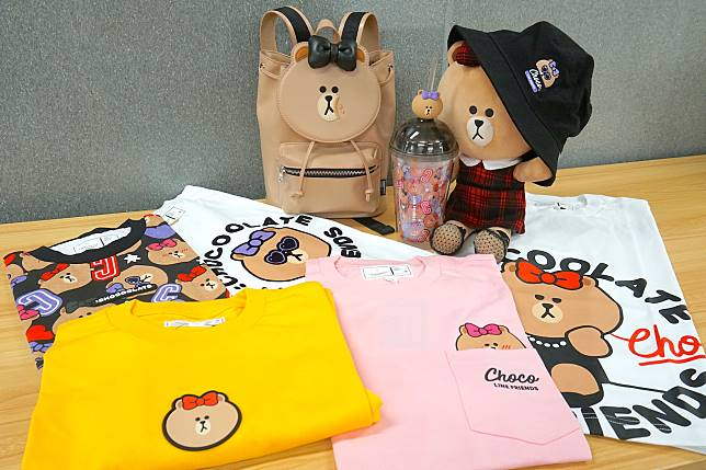 LINE FRIENDS MEETS :CHOCOOLATE 2019