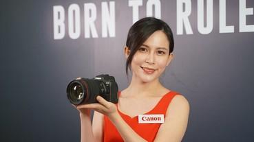 Canon EOS R5/R6 發表:45MP 20fps 連拍、8K 30fps 錄影強勢登場