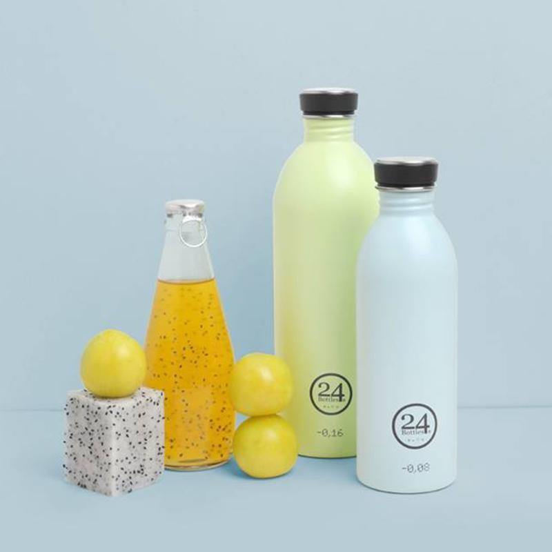 城市水瓶 1000ml - 開心果