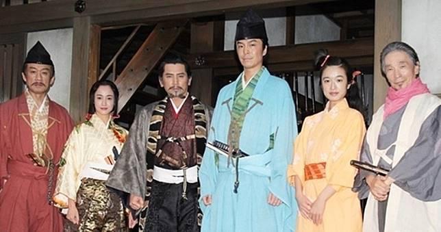 NHK大河古裝劇《麒麟來了》將易角並重拍。