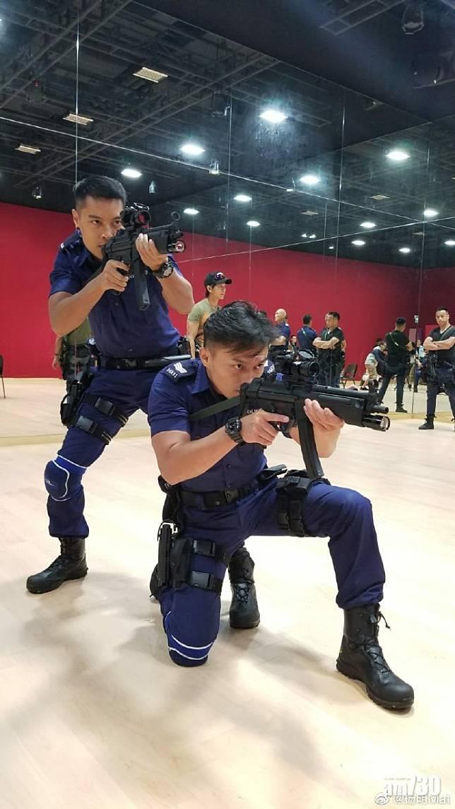【機場特警】網民叫罷睇 楊明︰呈現真正的機場特警給大家看